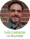 Luis J Salazar - cofounder - giving compass