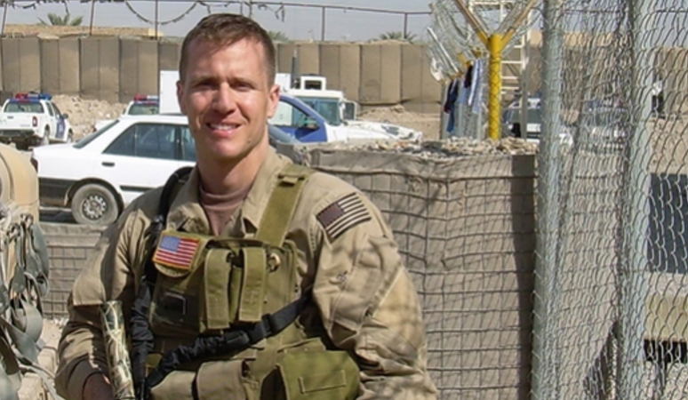 Navy SEAL shares his secrets for reintegrating vets at home