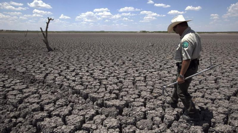 Climate Change Affects on American South