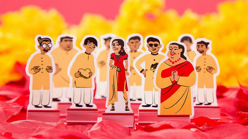 A Game To Avoid Unwanted Arranged Marriages?