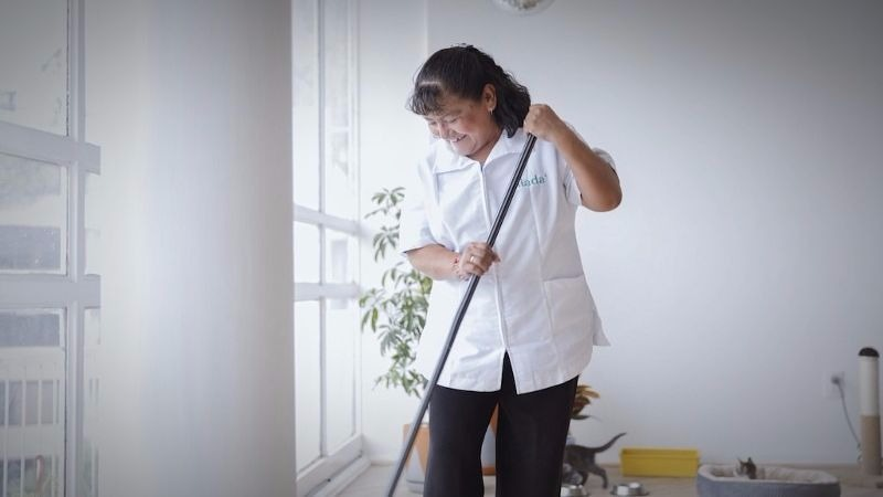 Aliada's job platform for Mexico's domestic workers