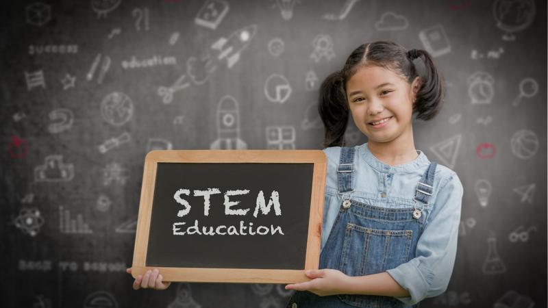 STEM self-esteem in kids