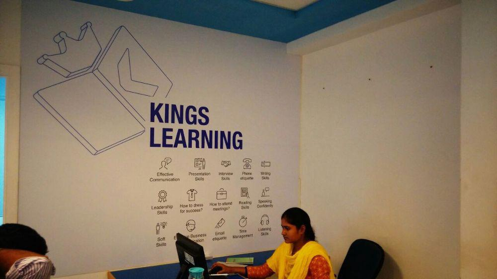 Kings Learning raises $2 5 million for low-income Indian