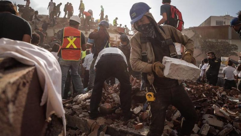 How To Help Mexico Earthquake Survivors