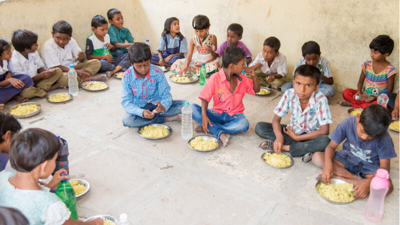 Dasra - Giving in India