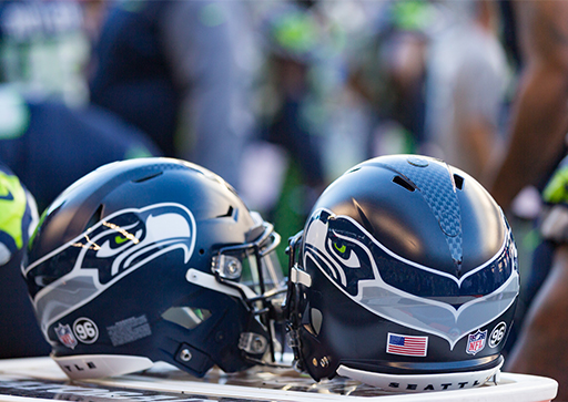 Partnering with the Seattle Seahawks Players Giving Compass
